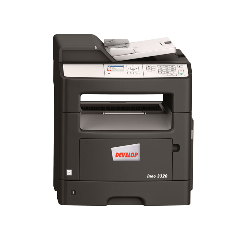 Develop Ineo 3320-frontal