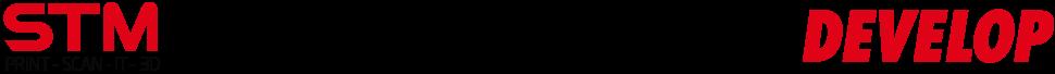 Logo STM y Develop Nuevo